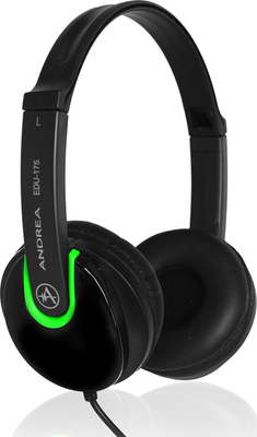 Andrea Electronics EDU-175 Headphones