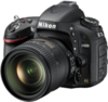 Nikon D600 Digital Camera angle