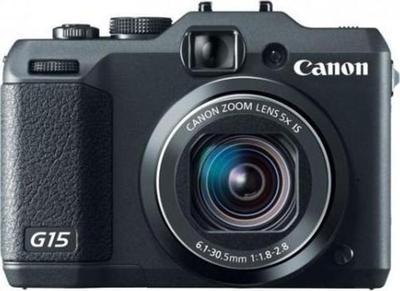 Canon PowerShot G15 Digitalkamera
