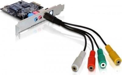 DeLock PCI Express Sound Card 7.1