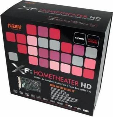 Auzentech X-Fi HomeTheater HD