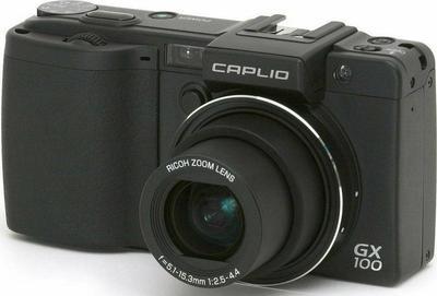 Ricoh Caplio GX100 Digital Camera