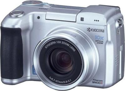 Kyocera Finecam M400R Digital Camera
