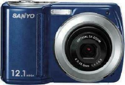 Sanyo VPC-S120 Digital Camera