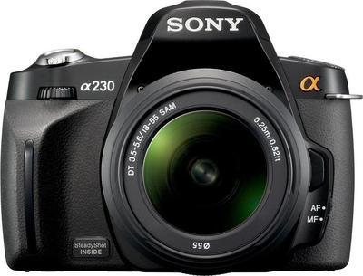 Sony Alpha DSLR-A230 Aparat cyfrowy