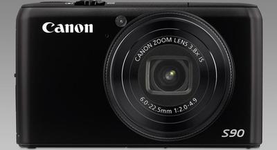 Canon PowerShot S90 Digitalkamera