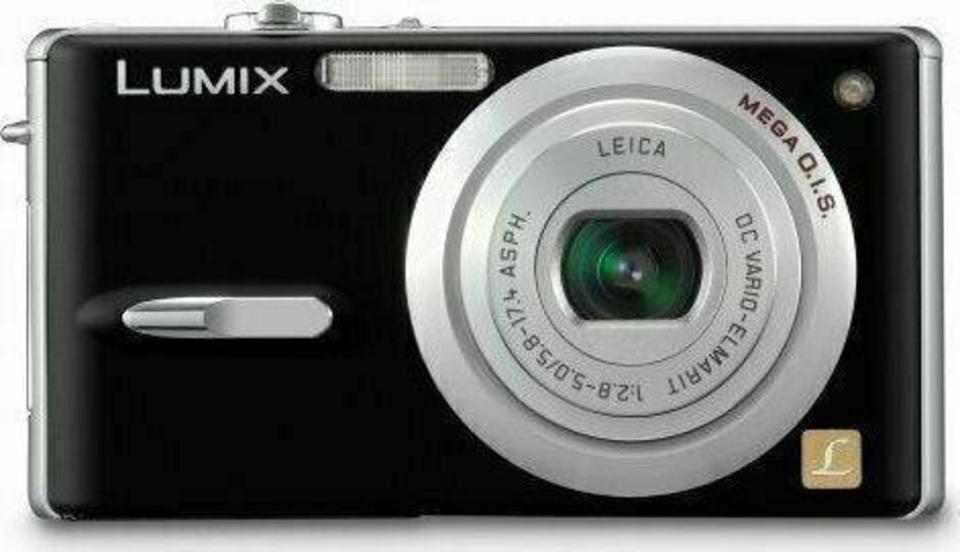 Panasonic Lumix DMC-FX9 front