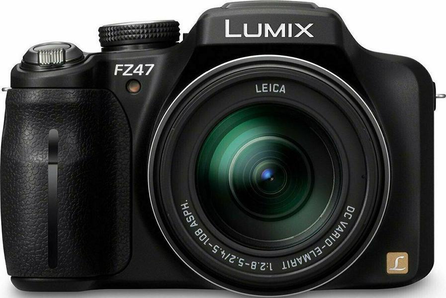 Panasonic Lumix DMC-FZ48 front