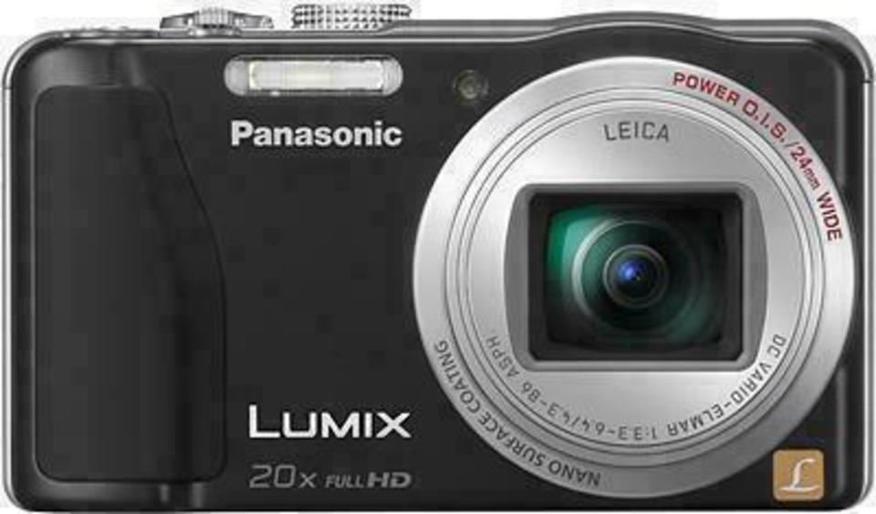 Panasonic Lumix DMC-ZS19 front