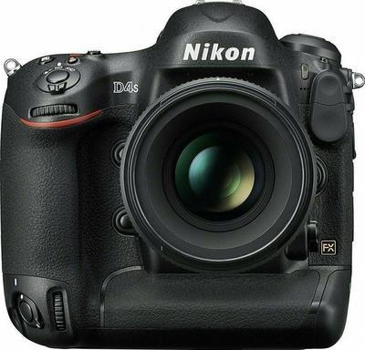 Nikon D4S Aparat cyfrowy