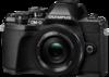 Olympus OM-D E-M10 Mark III digital camera angle