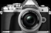 Olympus OM-D E-M10 Mark III digital camera front