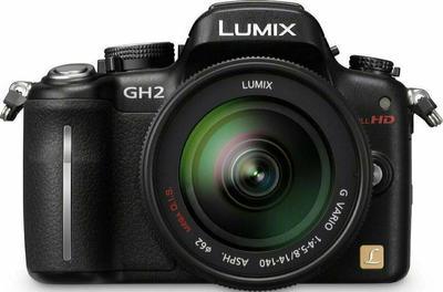 Panasonic Lumix DMC-GH2 Digital Camera