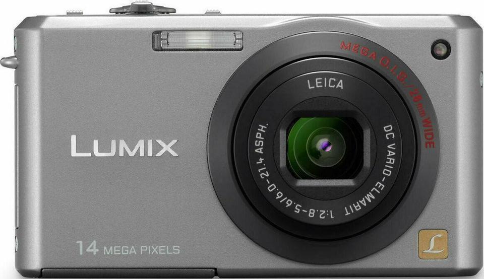 Panasonic Lumix DMC-FX150 front