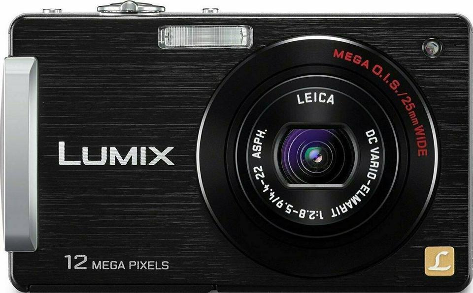 Panasonic Lumix DMC-FX580 front
