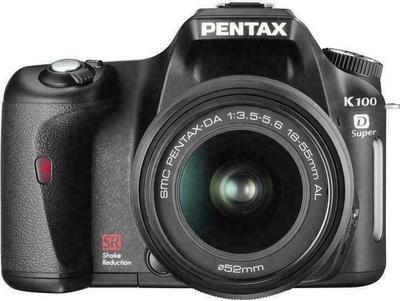 Pentax K100D Super Digital Camera