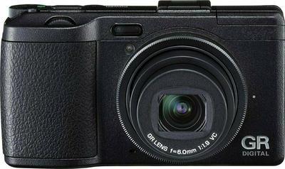 Ricoh GR Digital IV Camera
