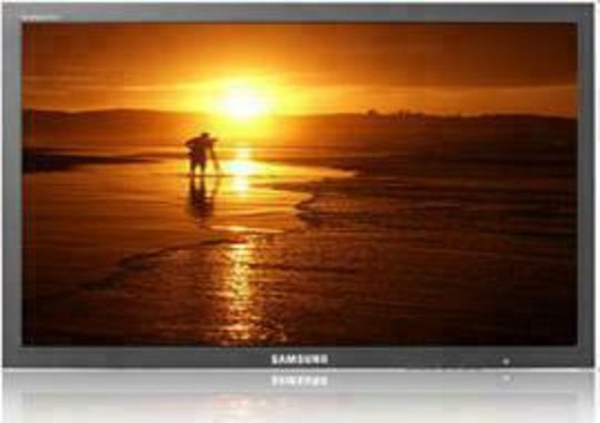 Samsung P64FT front on