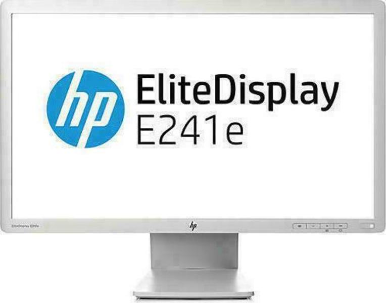 HP EliteDisplay E241e Monitor
