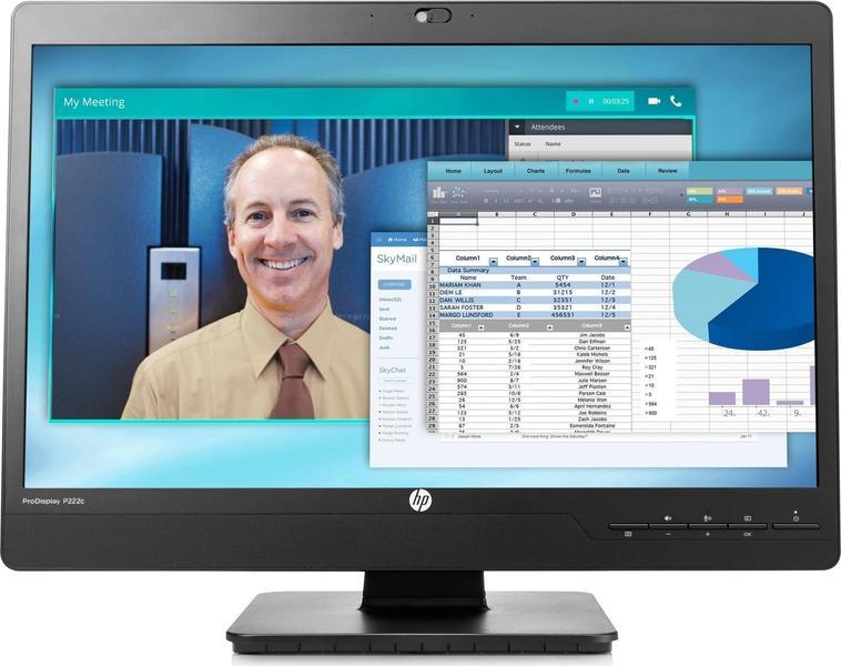 HP ProDisplay P222c Monitor
