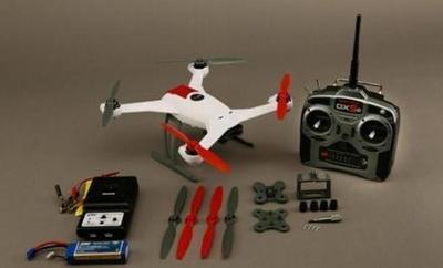 Blade 350 QX RTF Drone