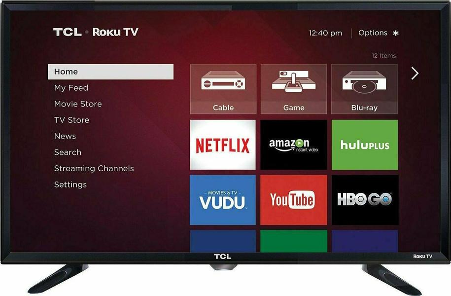 TCL 28S3750 tv