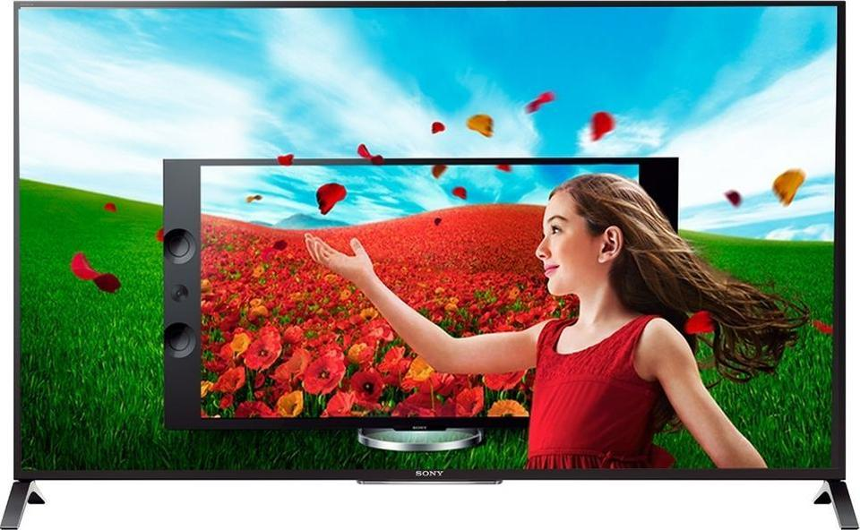 Sony Bravia Pro FWD-55X8600P front on