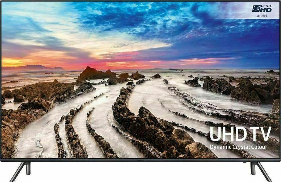 Samsung UE49MU7070 front on