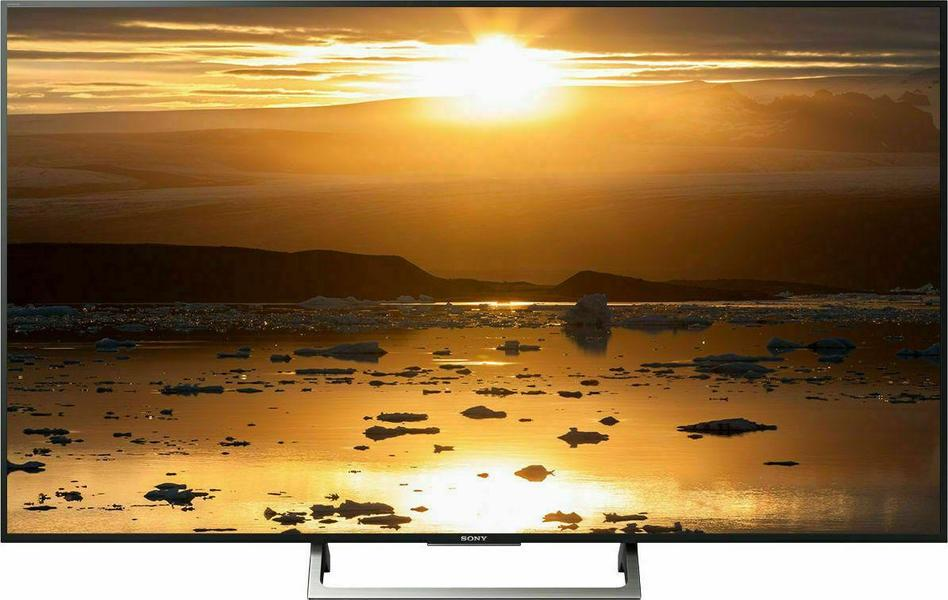 Sony Bravia KD-55XE7003 front on
