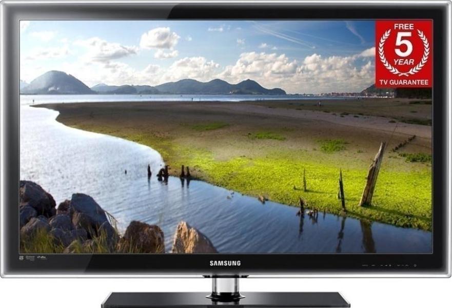 Samsung UE40C5100 front on