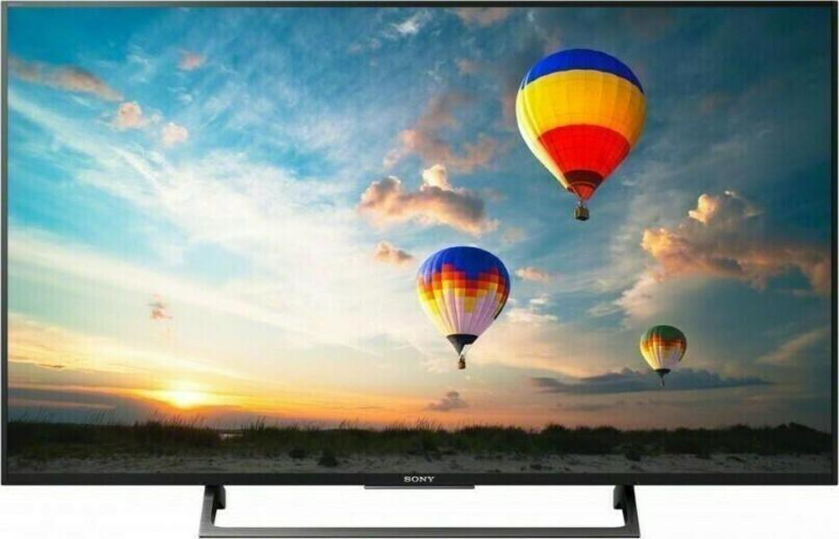 Sony Bravia FW-49XE8001 front on