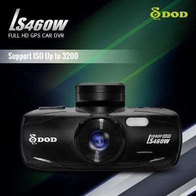 DOD LS460W Dash Cam