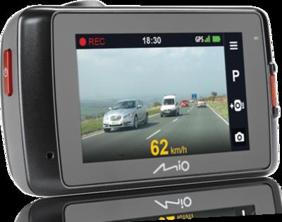 Mio MiVue 698 Dual Dash Cam