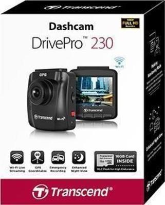 Transcend Drive Pro 230 Dash Cam