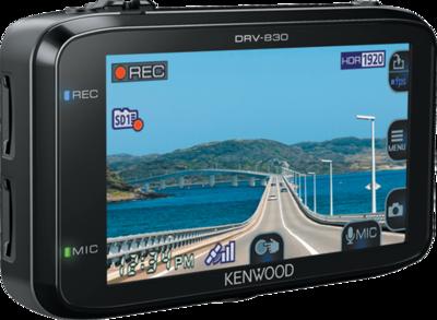 Kenwood DRV-830 Kamera samochodowa