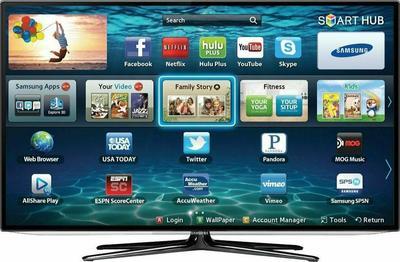 Samsung UN60ES6100F Fernseher