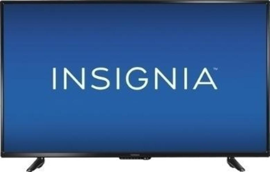 Insignia NS-55D421NA16 front on