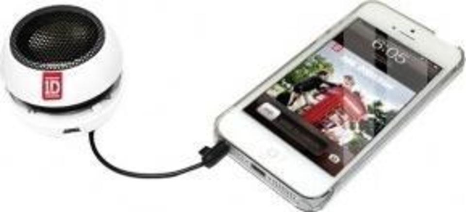 One Direction wireless speaker