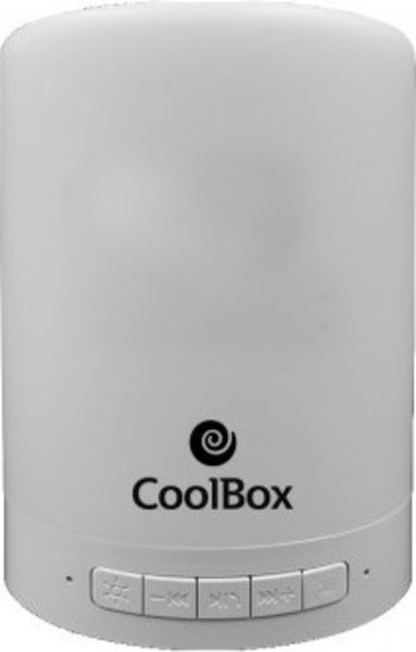 CoolBox COO-BTALED-R1 Wireless Speaker
