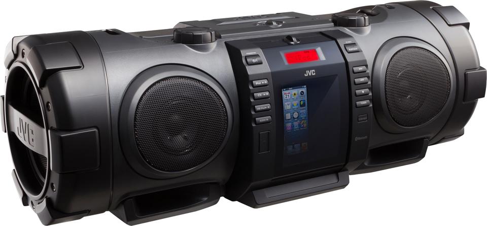 JVC RV-NB75 wireless speaker