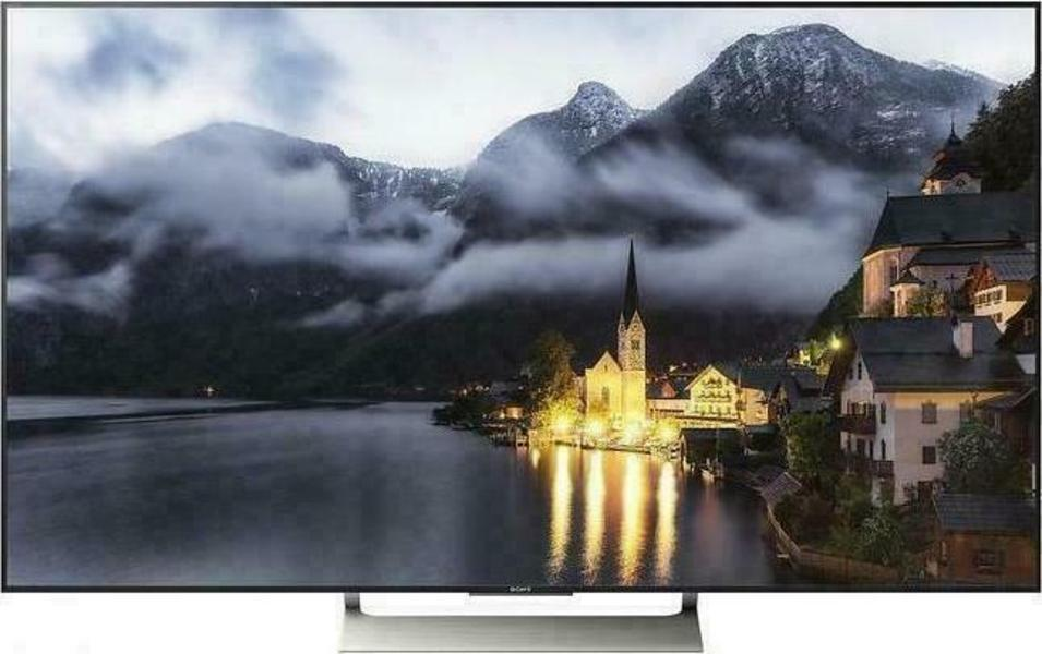 Sony Bravia FW-49XE9001 front on