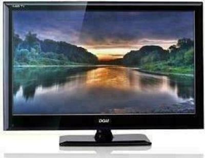 DGM ETV-2493WH TV