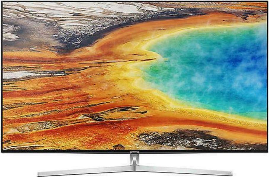 Samsung UE65MU8009 front on