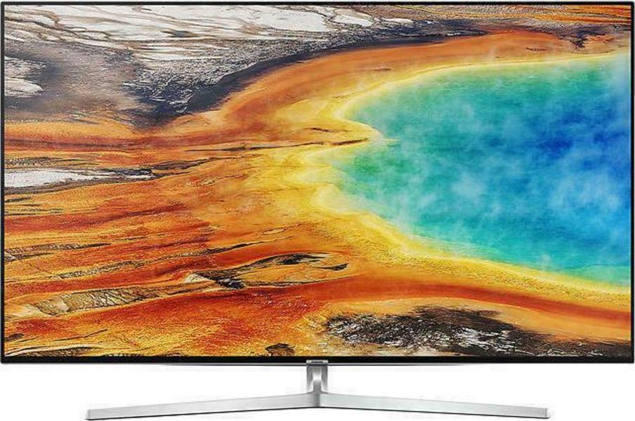 Samsung UE55MU8005 front on