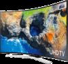 Samsung UE65MU6220 angle