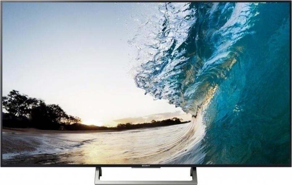 Sony Bravia FW-65XE8501 front on
