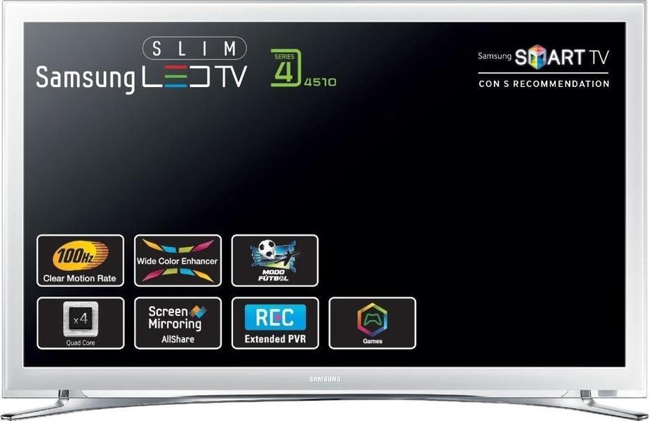 Samsung UE32H4510 front on