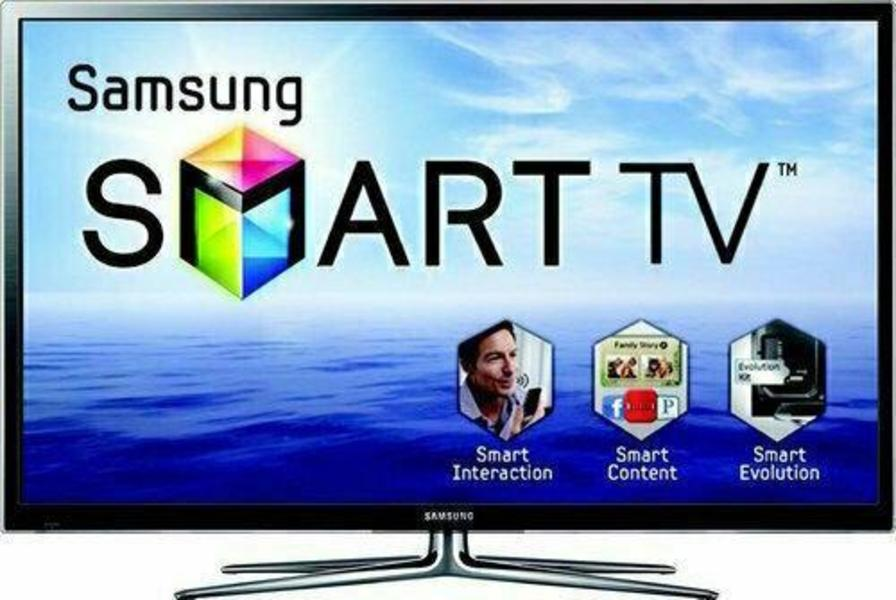 Samsung PN64E8000 front on