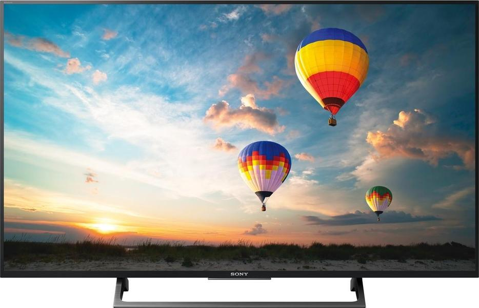 Sony Bravia KD-43XE8096 front on