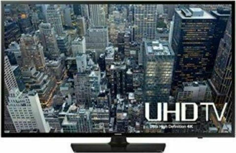 Samsung UN43JU6400F front on